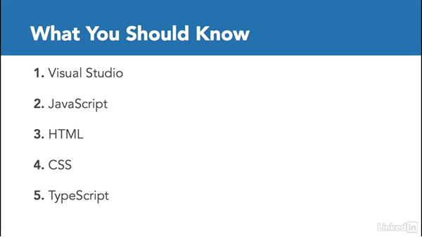 What you should know: Angular2 for .NET Developers