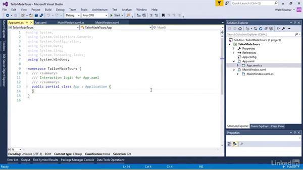 Welcome: Windows Presentation Foundation 1: Build Dramatic Desktop Applications