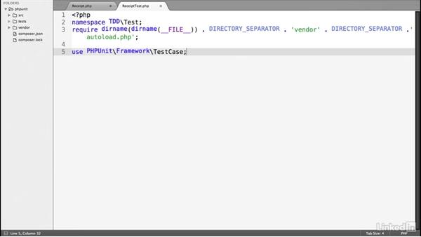 Write a unit test: Test-Driven Development in PHP with PHPUnit