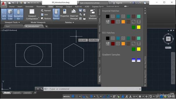 What you should know before watching this course: AutoCAD: Tool Palettes
