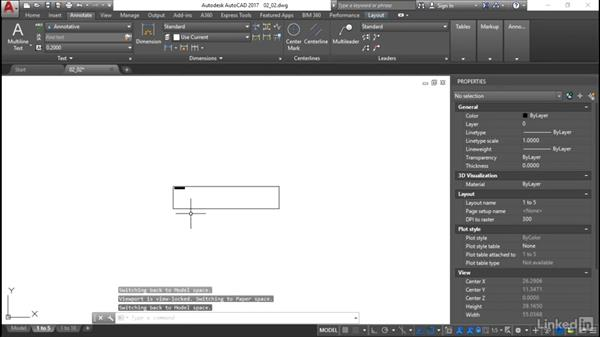 Annotative styles and controls: Customization for CAD Managers