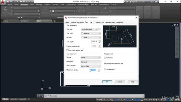 Dimension styles: Customization for CAD Managers