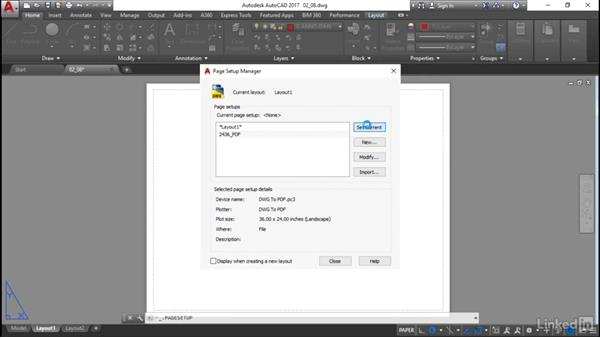 Plot styles and page setups: Customization for CAD Managers