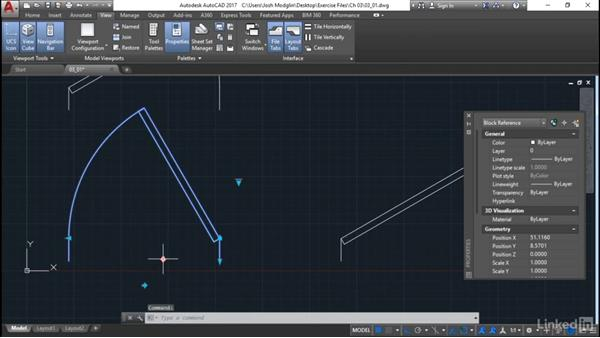 Block overview: Customization for CAD Managers