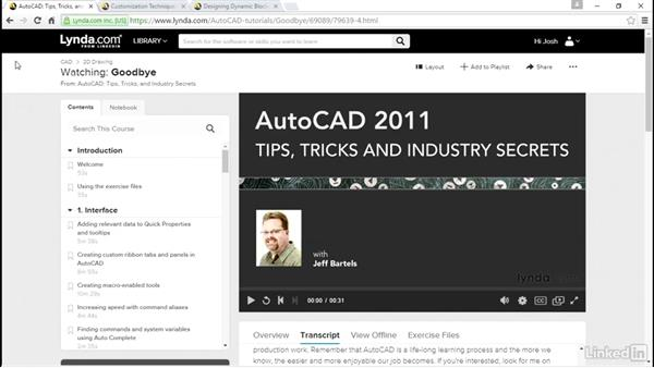 Next steps: Customization for CAD Managers
