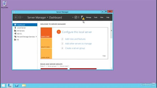 Implement and manage web enrollment: Windows Server 2012 R2: Configure Identity and Access Solutions