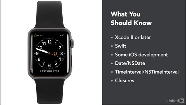 What you should know: Learning Apple watchOS 3 App Development