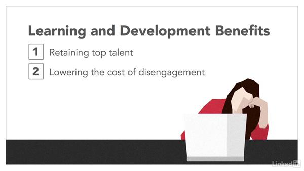 The ROI of talent development: Organizational Learning and Development