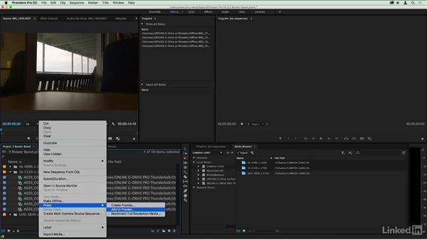 Welcome: Premiere Pro Guru: Online Offline Workflows