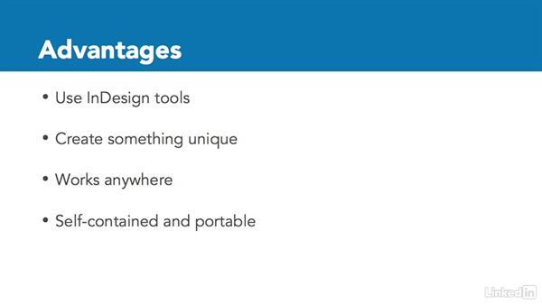PDF presentations: InDesign CC: Interactive Document Fundamentals