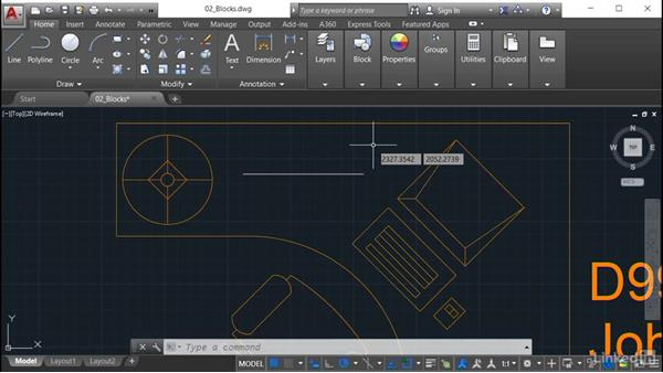 Extend to Nested Objects: AutoCAD: Express Tools Workflow