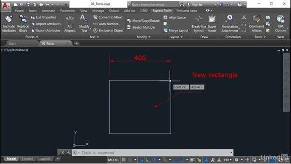 Attach Xdata: AutoCAD: Express Tools Workflow