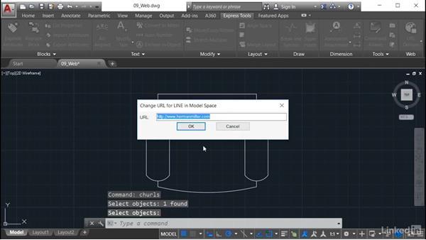 Change URLs: AutoCAD: Express Tools Workflow