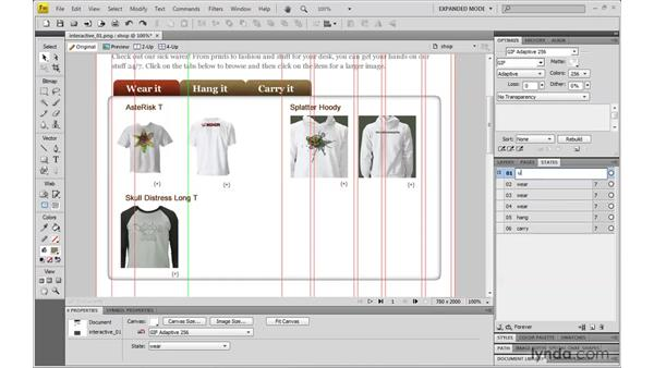 Building interactive prototypes: Dreamweaver CS4 with CSS Essential Training