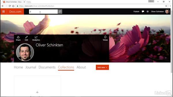 Docs.com: Office 365 for Educators