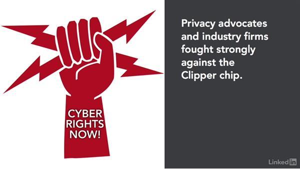 Key escrow: CISSP Cert Prep: 3 Security Engineering