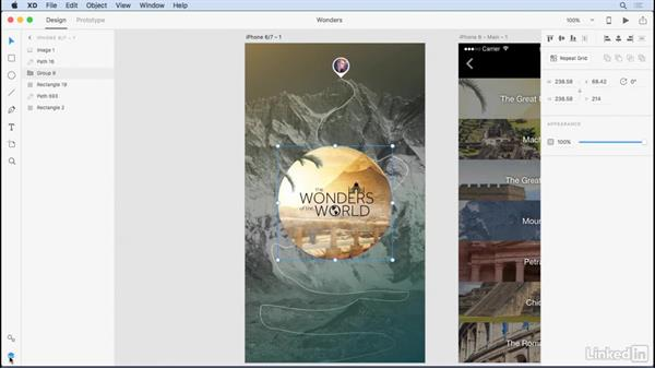 Welcome: Adobe XD CC: New Features