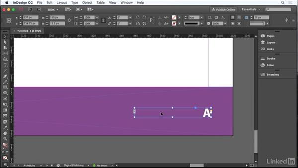 Create multipage documents: Adobe Certified Associate Prep: InDesign