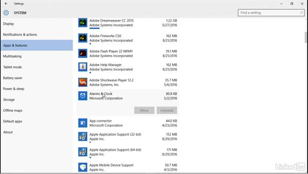 Tips for storing content on removable media: Windows 10: Configure Storage