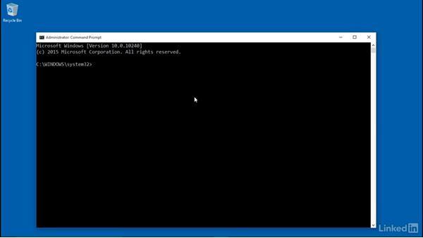 Decrypt BitLocker volumes: Windows 10: Configure Storage
