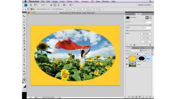Welcome: Photoshop CS4: Layer Masks in Depth