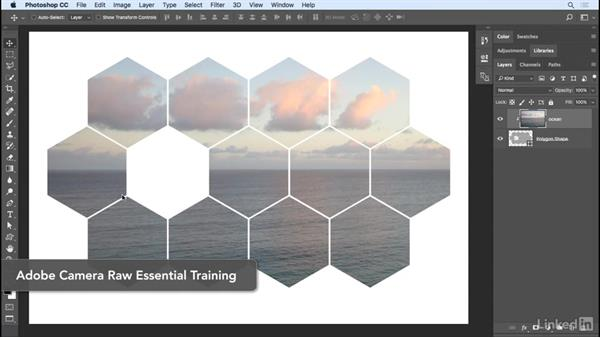 Next steps: Photoshop CC 2017 Essential Training: Design