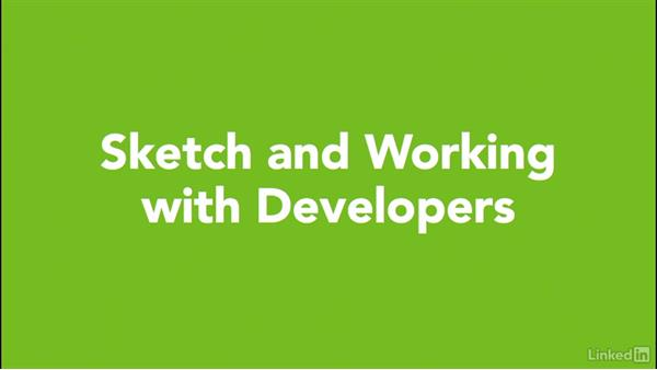 Welcome: Learn Sketch: Working With Developers