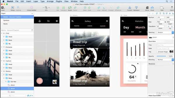 Setting up symbols: Learn Sketch: Working With Developers