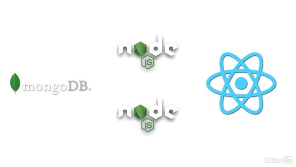 Course overview: Learning Full-Stack JavaScript Development: MongoDB, Node and React