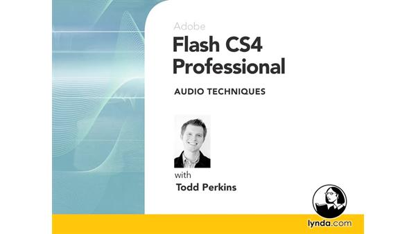 Welcome: Flash CS4 Professional Audio Techniques