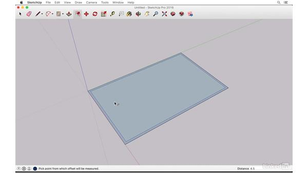 Drawing the floor plan of an existing garage: SketchUp: The Ultimate Man-Cave or She-Shed Design