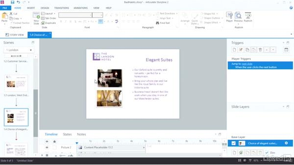 Make sure your graphics match: Visual Design Basics in Articulate