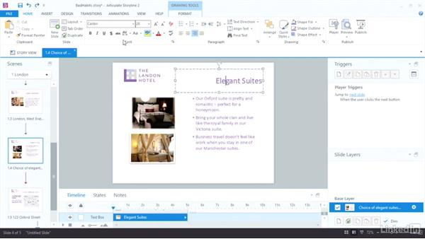Don't misuse fonts: Visual Design Basics in Articulate