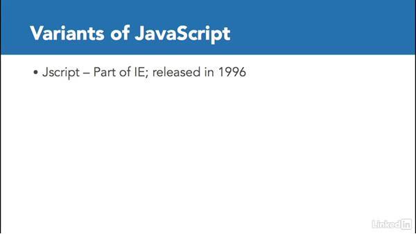 History of JavaScript: Computer Science Principles Lab: JavaScript