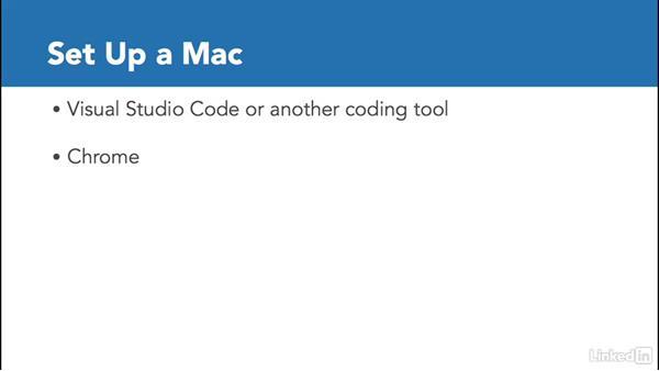 Set up your Mac: Computer Science Principles Lab: JavaScript