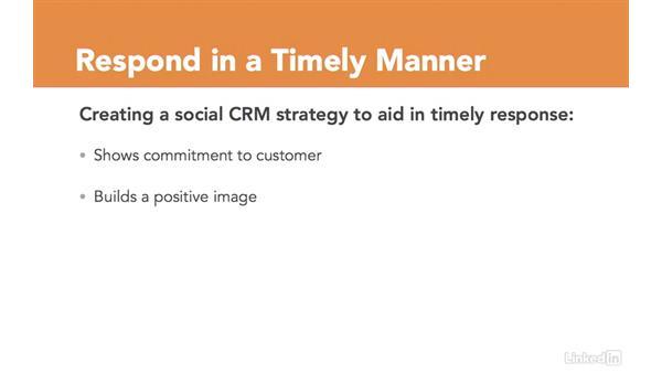 Rules of engagement: Social CRM Fundamentals