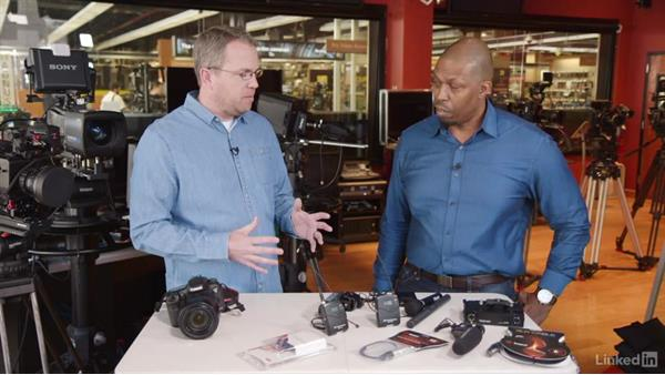Options for recording audio on your DSLR: Photo Gear Weekly