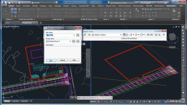 Daylighting: AutoCAD Civil 3D: Site Design