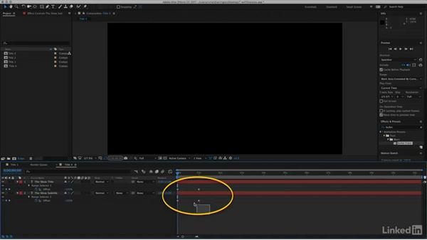 Improved After Effects text templates
