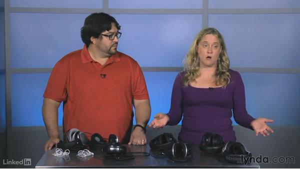When to use and not use headphones: Video Gear: Audio