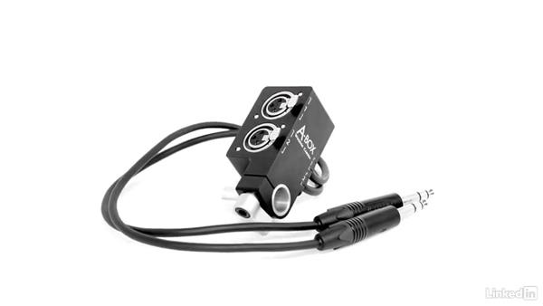 A-Box adapters: Video Gear: Audio