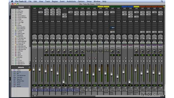 : Mixing and Mastering with Pro Tools