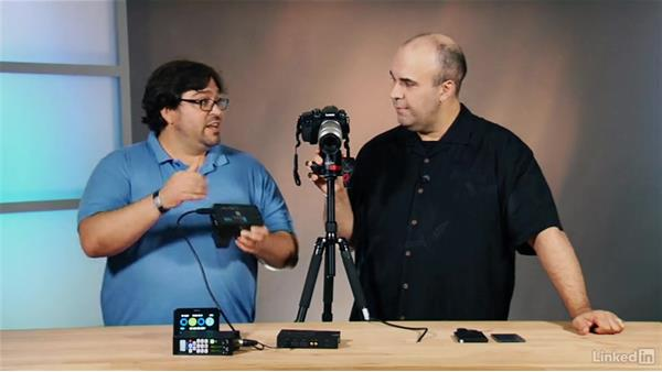 Features to look for in an external recorder: Video Gear: Audio