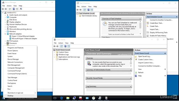 Next steps: Windows 10: Manage and Maintain Windows 10