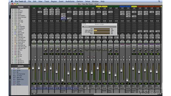 Tips for evaluating plug-in processors: Mixing and Mastering with Pro Tools