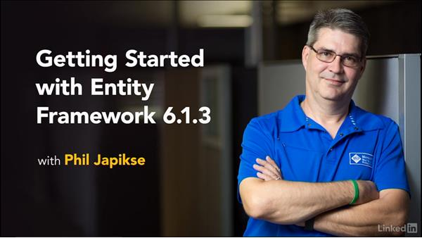 Next steps: Getting Started with Entity Framework 6.1.3