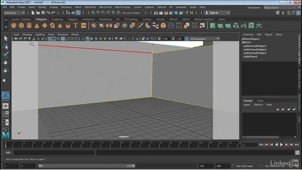 Create environments using Camera Match: Maya: Tips, Tricks, & Techniques