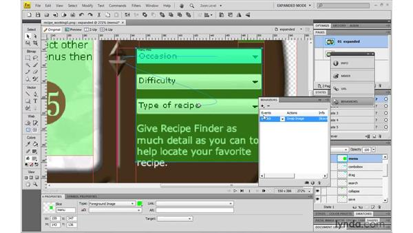 Troubleshooting: Fireworks CS4: Rapid Prototyping