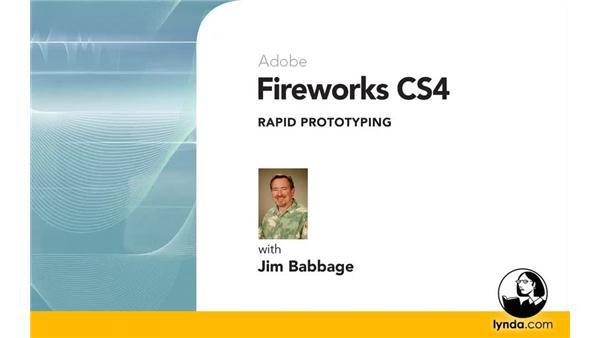 Goodbye: Fireworks CS4: Rapid Prototyping