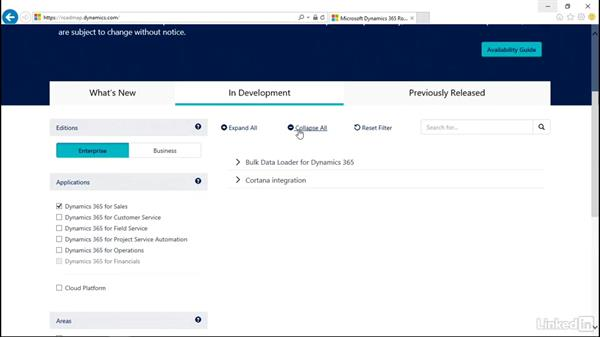 The future of Dynamics 365: Microsoft Dynamics 365 First Look